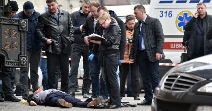 Denis Voronenkov was set to testify in a treason case against former Ukrainian president Viktor Yanukovych.