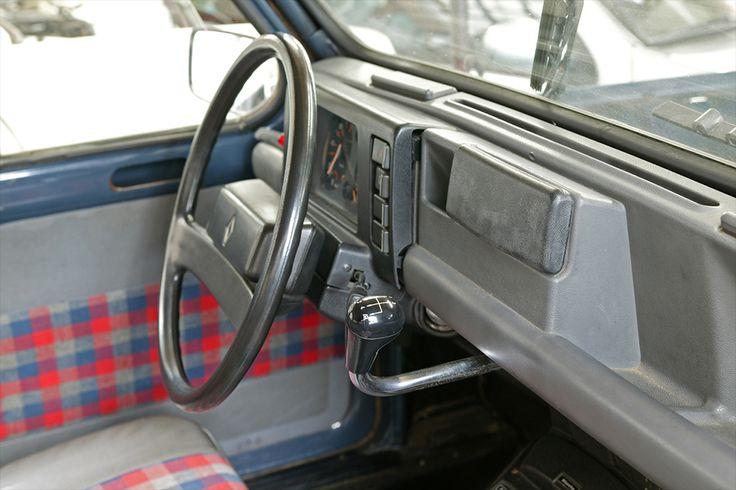 Renault 4 interieur renault pinterest interieur et for Renault 6 interieur