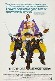 Watch The Three Musketeers Online 1973. A young swordsman comes to Paris and faces villains, romance, adventure and intrigue with three Musketeer friends.
