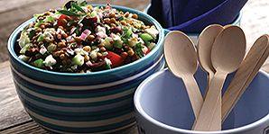Greek Lentil Salad | Canadian Diabetes Association