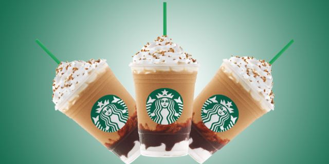 Can You Even Handle The New Starbucks Frappuccino Flavor?!  - Seventeen.com