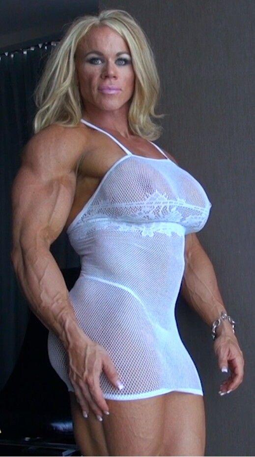 jr muscle girls nude