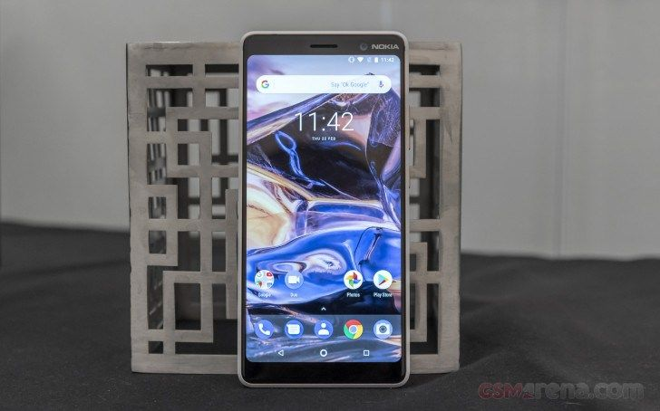 Nokia 8 Sirocco and Nokia 7 Plus are Nokias flagships at the MWC 2018  Nokia has 4 new phones for the Mobile World Congress 2018  the Android Oreo (Go Edition) Nokia 1 the Nokia 7 Plus the Nokia 8 Sirocco and the already-announced Nokia 6 (2018).  Nokia 7 Plus  The Nokia 7 Plus is HMD-owned Nokias first 18:9 smartphone and is also Nokias first Snapdragon 660-powered phone.  It has a 6-inch 2160x1080px IPS LCD which is both polarized and laminated and promises 500 nits of brightness and…