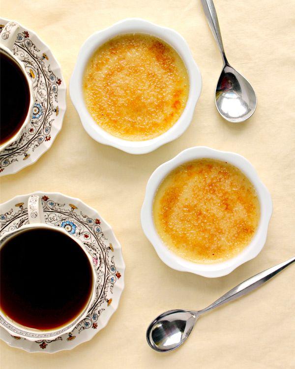 Maple Creme Brulee   BGSK Recipes   Pinterest   Creme Brulee