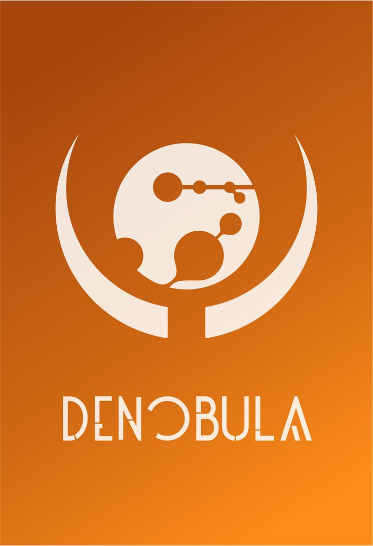 Star Trek Denebula Logo Flat Design