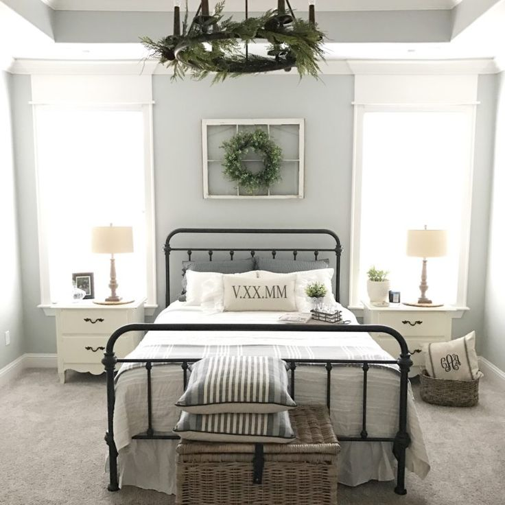 Sharing our cozy farmhouse style master bedroom and the reasons I love my  mattressBest 25  Modern farmhouse bedroom ideas on Pinterest   Farmhouse  . Farmhouse Bedroom. Home Design Ideas