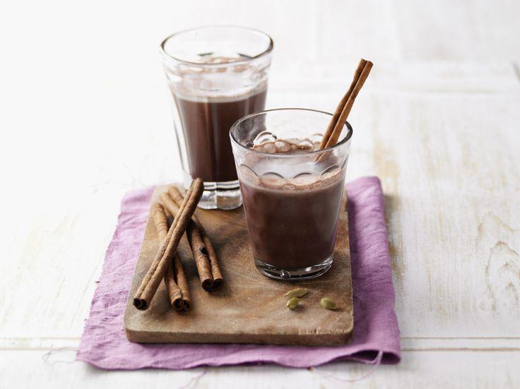 Choco-coffee lämmittää talven tuiverruksissa! http://www.dansukker.fi/fi/resepteja/choco-coffee.aspx #herkku #herkuttelu #kevyt #kaakao #juoma