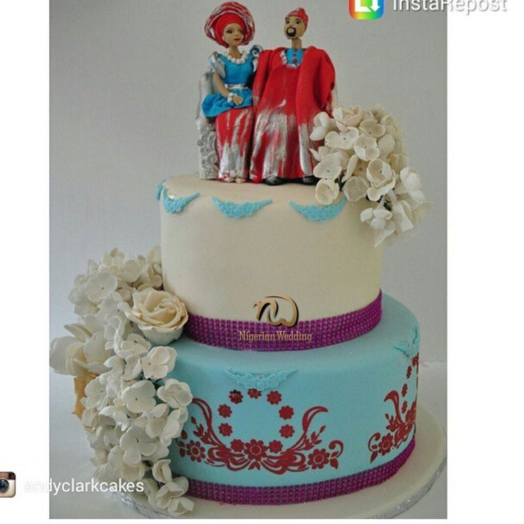 Nigerian Wedding Presents 30+ Traditional Wedding Cake Ideas