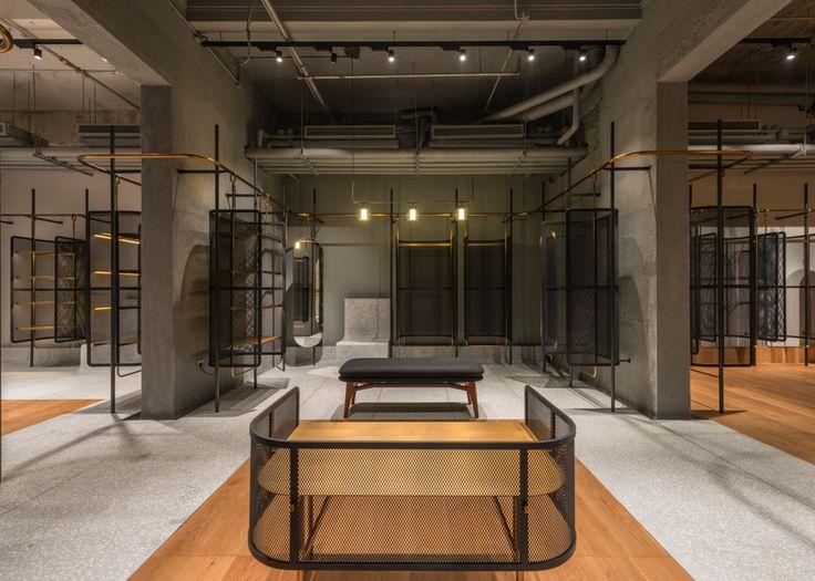 Dezeen Chinese Studio NeriHu Has Designed The Interior