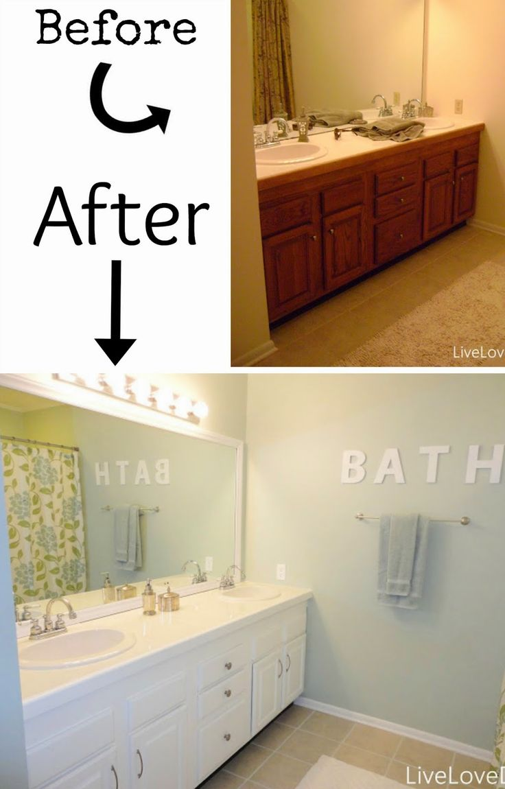 1000 Ideas About Bathroom Vanity Makeover On Pinterest Bathroom Vanities Painted Bathroom