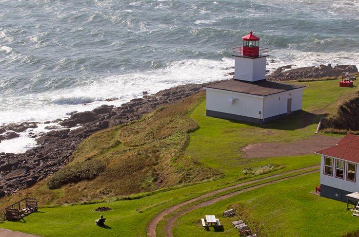 Cape d'Or Lighthouse | novascotia.com