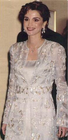 Loden 2001. koningin Rania