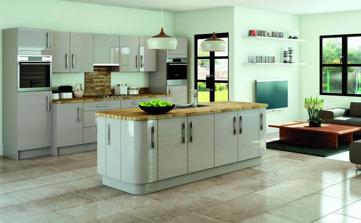 Woodbury. Stunning Modern Kitchen Designed to Inspire!  http://www.academyhome.co.uk/products/kitchens/kitchen-ranges/modern