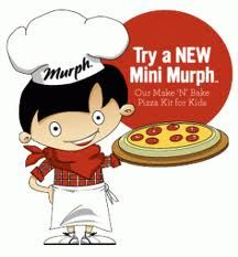 "Papa Murphy's Mini Murph's! Let your kids make their own pizza with a cute little ""Create Your Own"" kit!! #PapaMurphysMoms"