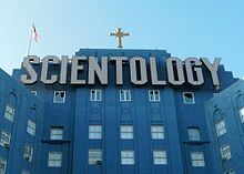 Church of Scientology building in Los Angeles, Fountain Avenue.jpg -  Scientology controversies