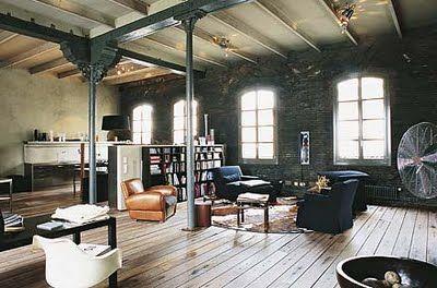 perfect studio/living space