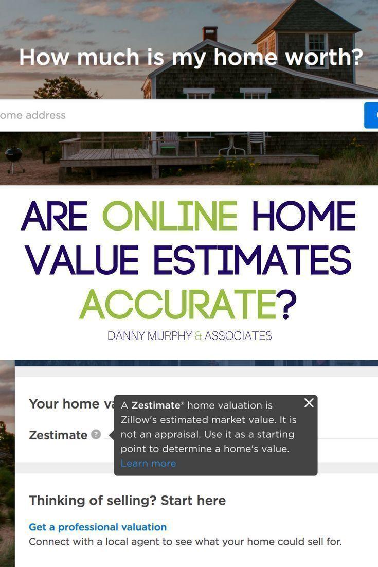 Are Online Home Value Estimates Accurate Mortgage Estimator