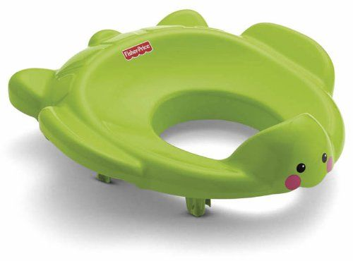 Another type of potty training device are adapter seats that fits over the regular toilet seat making it easier for your child to sit on the big potty. See more useful tips at http://www.pottytrainingchild.com/training-with-baby-toilet-seat/