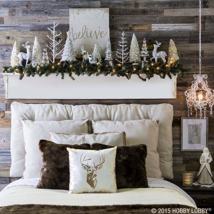 Httpsipinimgcomxfbfbae - Bedroom decorations for christmas