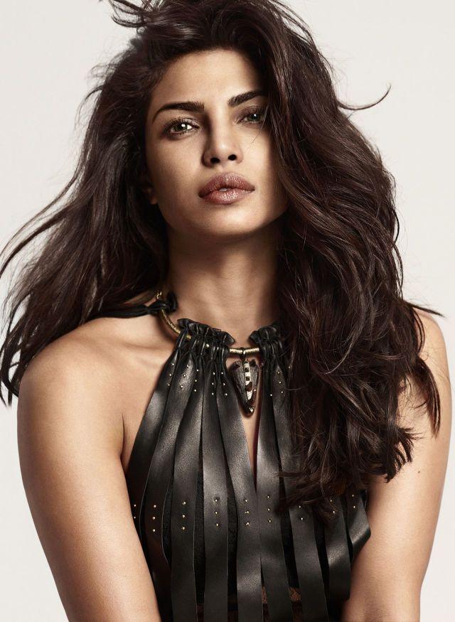Priyanka Chopra Refuses to Pick Between Love and Global Domination