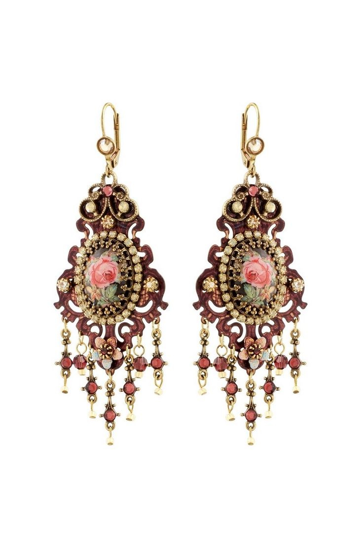452 best earring images on pinterest earrings ears and curls chandelier earrings by michal negrin arubaitofo Images