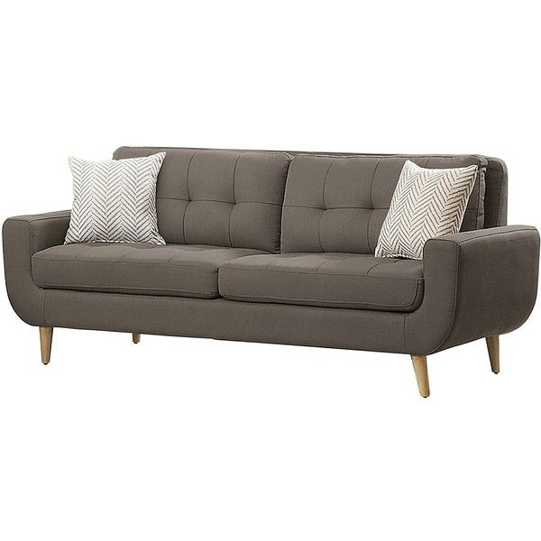 Modern Furniture Couch best 20+ grey tufted sofa ideas on pinterest | love seats, sofa