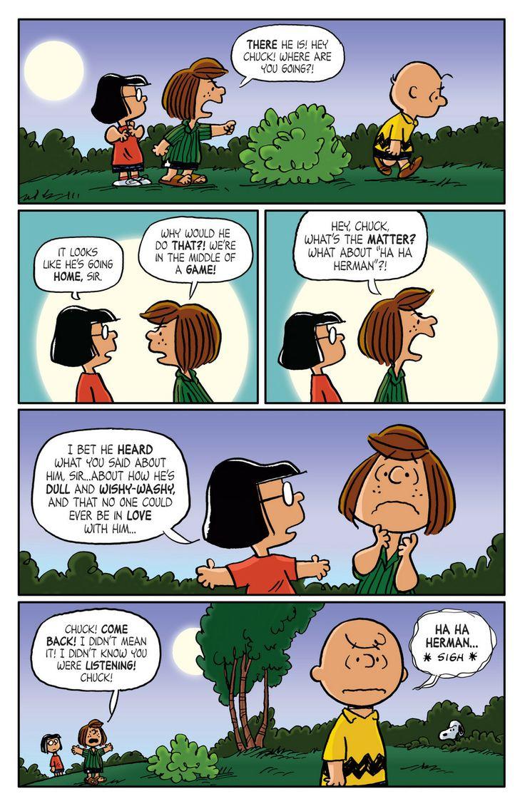 KaBOOM Peanuts Series 2, #8 - Ha Ha Herman 3 | Charles M ...