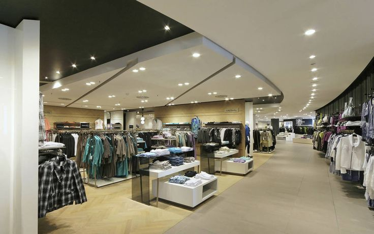 Client: Jelmoli  Location: Zurich Design: Blocher Blocher Year: 2010 #interior #shopfitting #design #store #shop #jelmoli