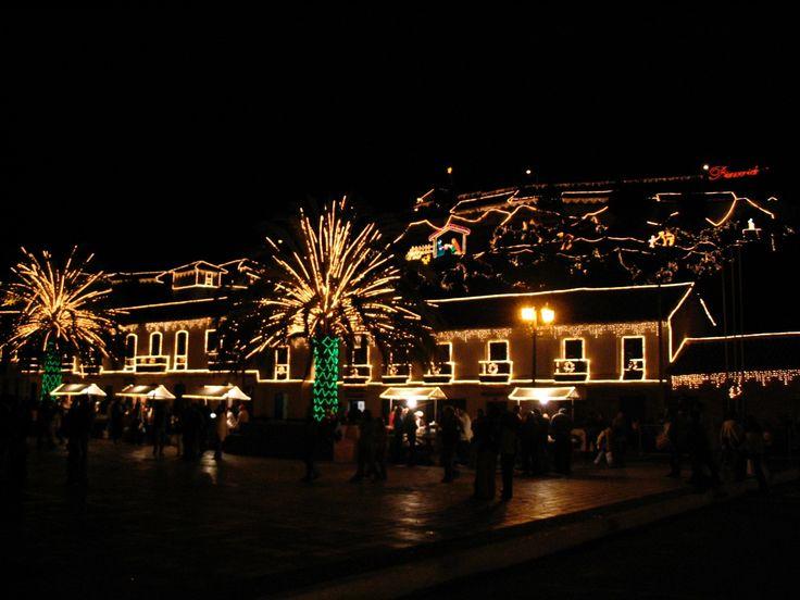 Navidad en Corrales - Boyacá, Colombia