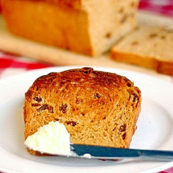 Raisin Bread; Newfoundland, Canada