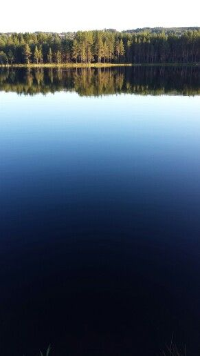 Lake. Sweden. Summer. 2013. Photo:J.KARNER