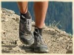 Foot care tips for hiking to avoid blisters.