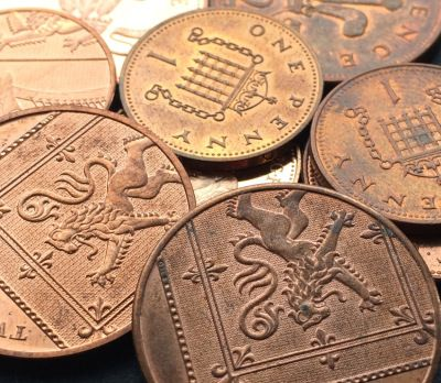 Change Checkers are not ready to say farewell to the British Penny...