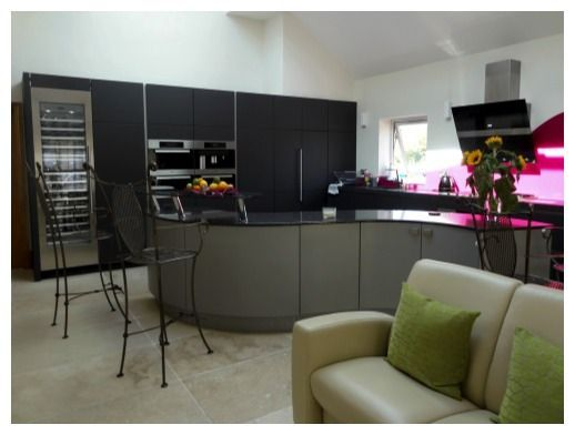 Design keuken Schuller in Lava Black