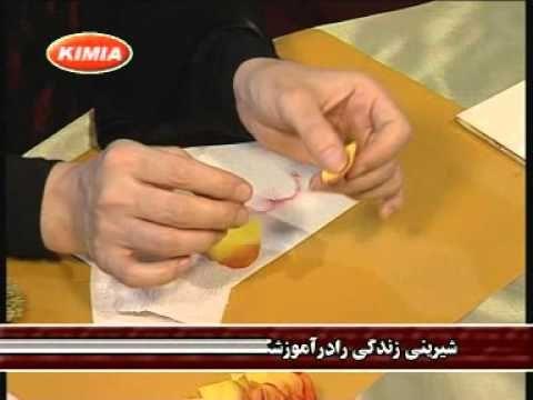 Мастер класс по изготовлению цветов из ФОАМИРАНА