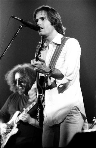Jerry Garcia and Bob Weir, Grateful Dead