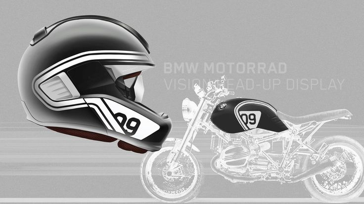 BMW debuts laser headlight and head-up display helmet for motorcycles - http://eleccafe.com/2016/01/05/bmw-debuts-laser-headlight-and-head-up-display-helmet-for-motorcycles/