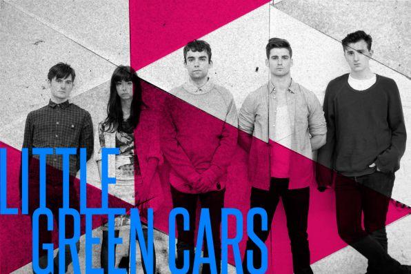 Little Green Cars fra Irland kommer til Slottsfjell for å spille sin første konsert i Norge noensinne. Kom og opplev en historisk opplevelse