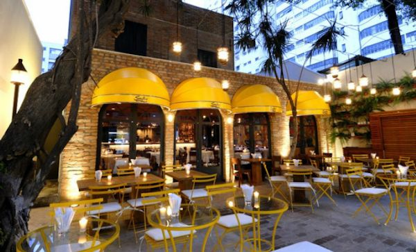 Serafina: On the higher end, Serafina is one of the top Italian joints in Jardins. Be sure to try, well, everything.     Address: Alameda Lorena, 1705B, Jardins