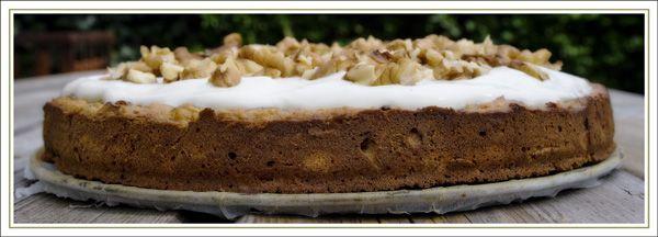 InzendingFoodblog Eventmei 2013 -+- -+- Advies: volg dit recept vooral niet te letterlijk op. Carrotcake,Gâteau Aux Carottes of zo je wilt worteltaart leent zich prima voor de nodige individuele...