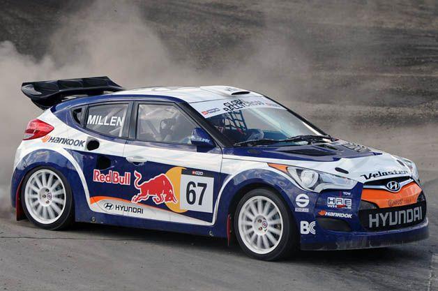 Rhys Millen announces Hyundai's departure from the sideways motorsport program they nurtured together for six years.