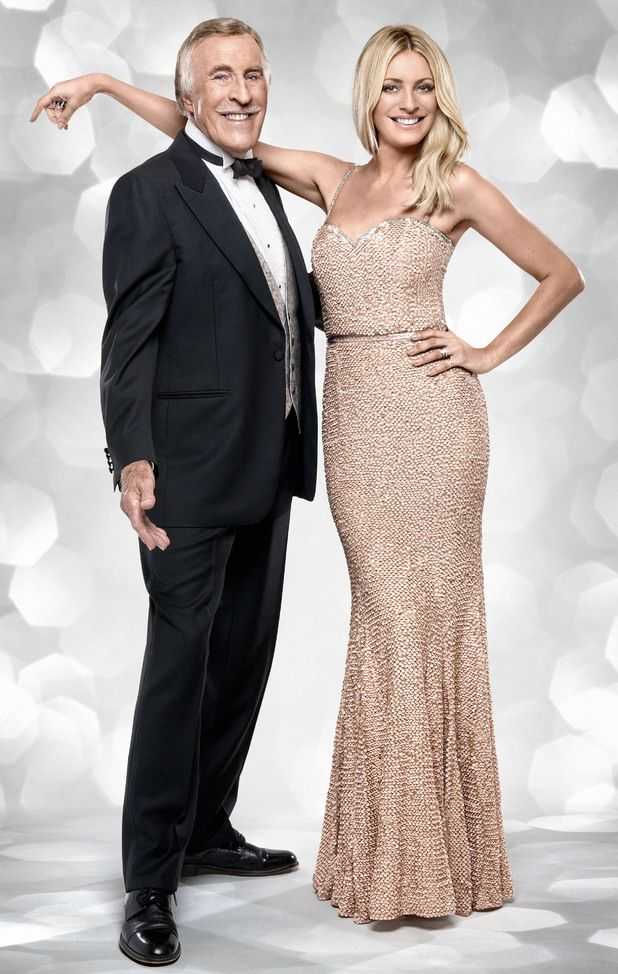 Strictly Come Dancing 2012 Judges & Hosts      Bruce Forsyth and Tess Daly are back again