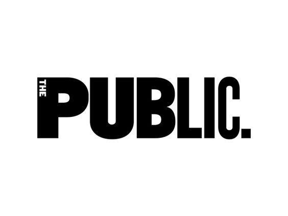 The Public by Paula Scher