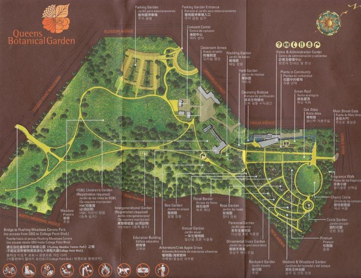 Best 25 botanic garden map ideas on pinterest desert - New york botanical garden directions ...