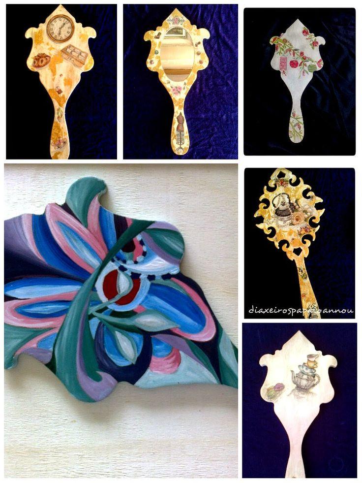 Δια χειρός Παπαϊωάννου Στέλλας - diaxeirospapaioannou: Δώρα για εκείνη και εκείνον - Handmade woοden gift...