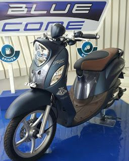 Kredit Motor Kawasaki Jual Kredit Motor Yamaha Fino Grande 125 New