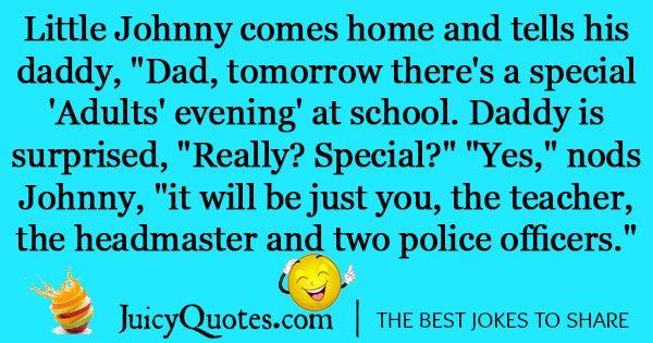Funny Little Johnny Joke -19