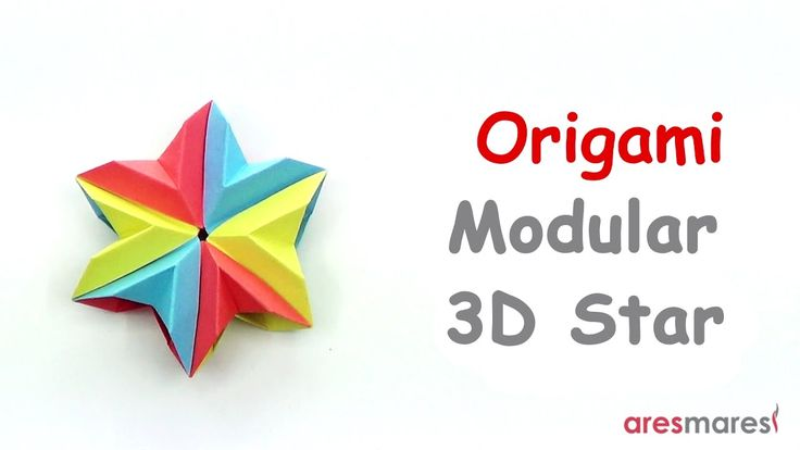 Origami 3D Modular Star (easy - modular) Always make a total effort, even when the odds are against you. #origami #unitorigami #howtomake #handmade #colorful #origamiart #diy #doityourself #paper #papercraft #handcraft #paperfolding #paperfold #paperart #papiroflexia #origamifolding #instaorigami #interior #instapaper #craft #crafts #creative #hobby #оригами #折り紙 #ユニット折り紙 #ハンドメイド #カラフル #종이접기 #اوريغامي