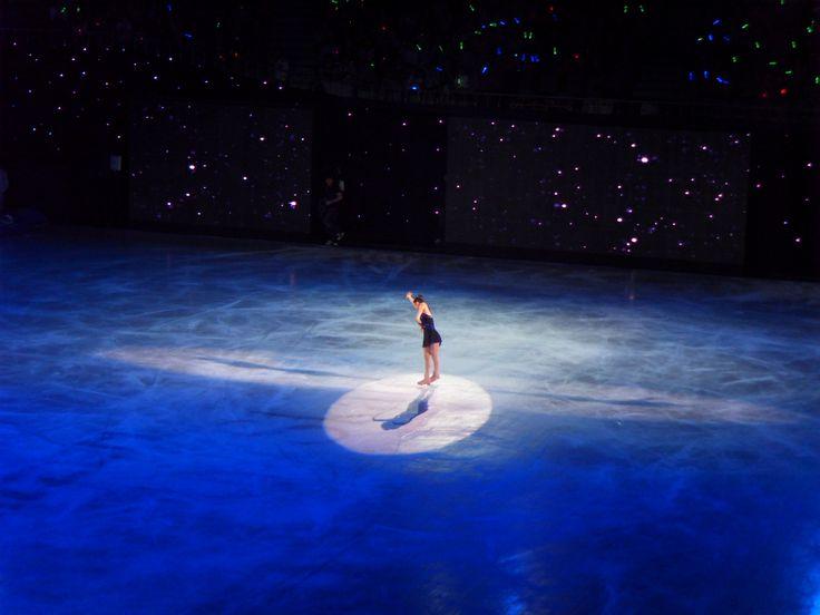Can't believe I got to see 연아 at her ice show. Summer 2011.