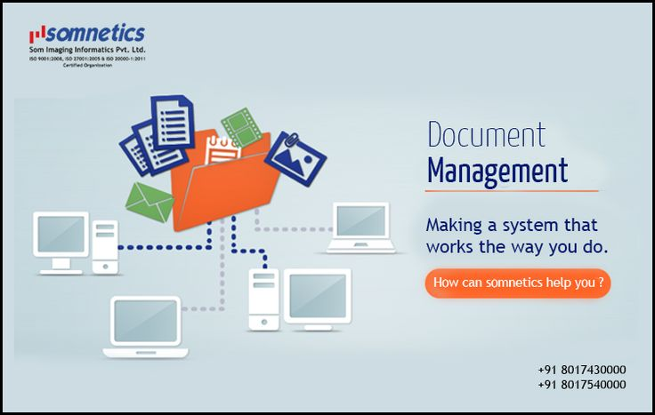 Increasing Use of the Online Document Management System .